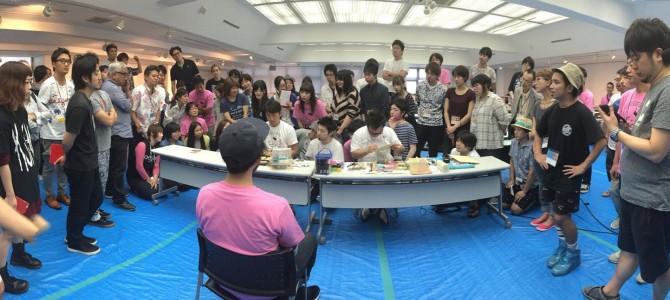 JAPAN GRANDPRIX2015 3日目