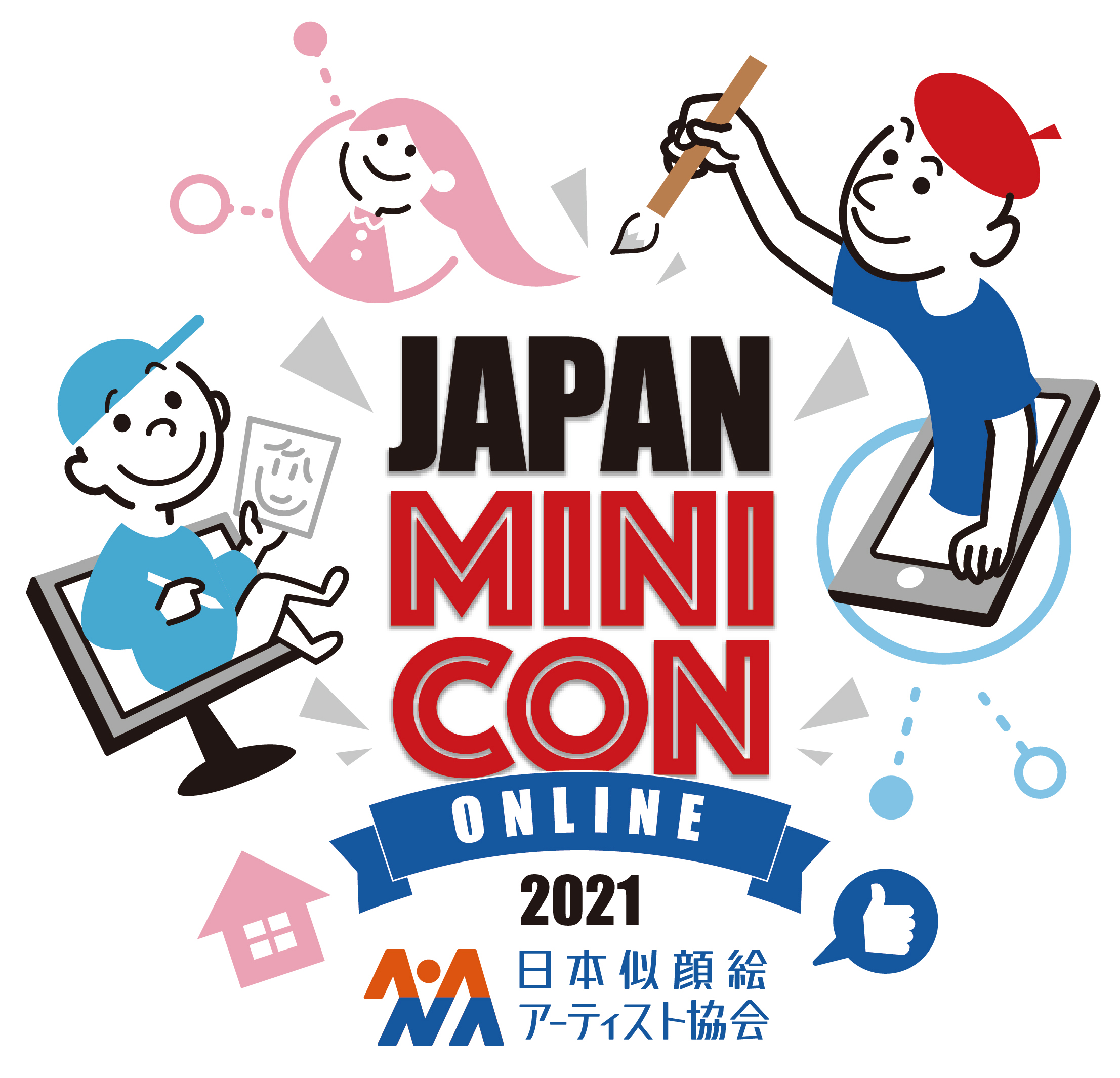 """English information about """"JAPAN Mini-Con – Online"""""""